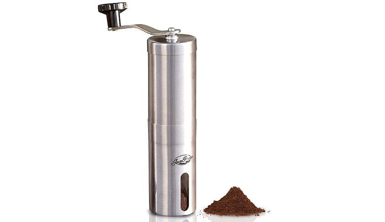 Best Manual Coffee Grinder: Make A Perfect Blend of Coffee 1