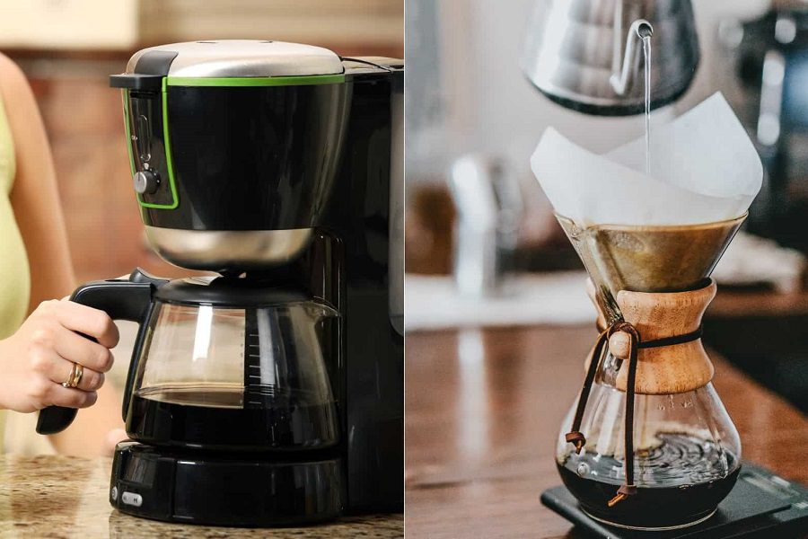 Pour Over Coffee Vs Drip