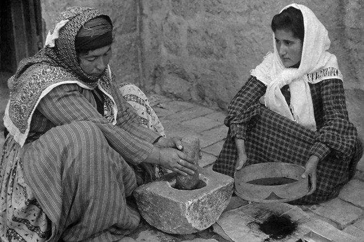 Brief History Of Grinding Coffee