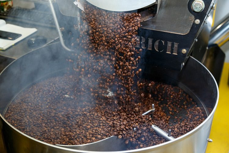 Coffee Roasting And Grinding