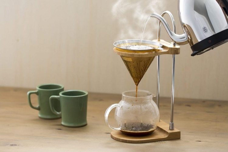 IS DRIP COFFEE THE SAME AS POUR-OVER COFFEE?