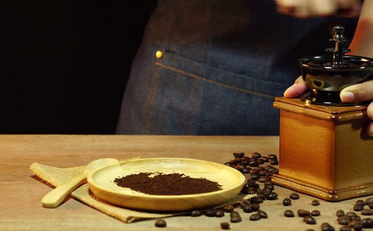 What Is Coffee Grinding?