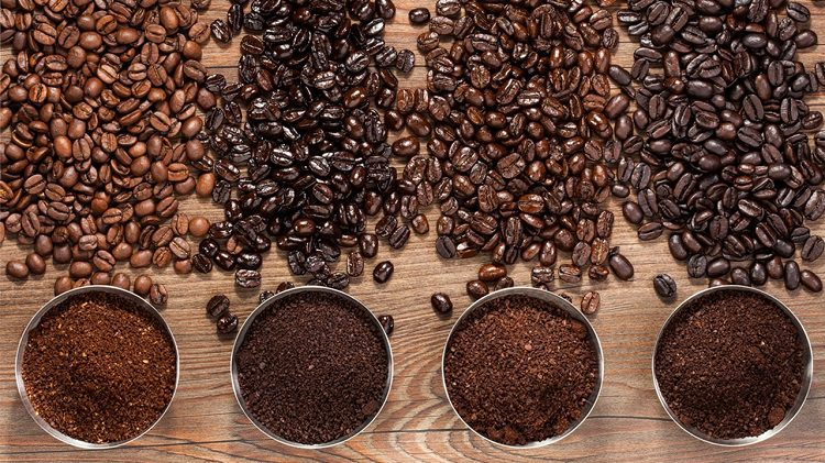 The Differences Between Light, Medium, And Dark Roast