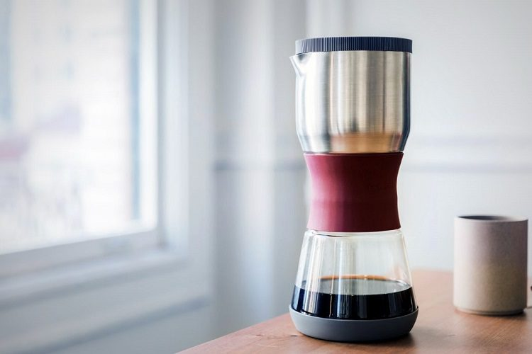YOU'RE OVER-STEEPING YOUR COFFEE
